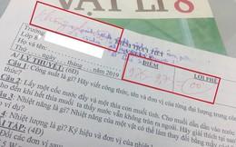 Bài kiểm tra bị trừ 9,75 điểm vì quên không ghi tên gây tranh cãi trên MXH: Cô giáo cứng nhắc hay học trò sai?