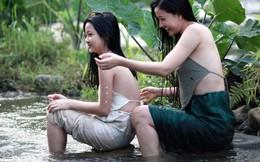 Maya nói gì khi gây sốc với cảnh lộ ngực, hôn đồng giới, ân ái táo bạo cùng trai trẻ?