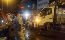Xe cứu hộ tông cô gái trẻ tử vong, 3 cháu nhỏ nguy kịch ở Hưng Yên