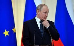 """TT Putin bực bội vì Mỹ liên tục """"phá đám"""" dự án khí đốt với châu Âu: Lắm cha, con khó lấy chồng?"""