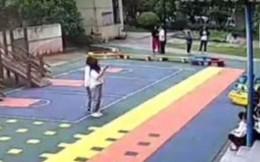 Phẫn nộ giáo viên mầm non phạt học sinh tự vả vào miệng, uống dầu gió