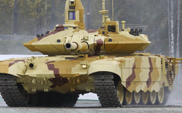 Lý do nào khiến dòng tăng T-90 Nga chiếm trọn cảm tình của Ấn Độ?
