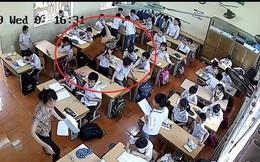 """Vụ cô giáo đánh học sinh ở Hải Phòng: Trưởng phòng GD từng gọi là """"hành vi nho nhỏ"""""""