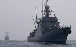 Hai tàu chiến Mỹ tiến vào vịnh Persian giữa lúc căng thẳng với Iran