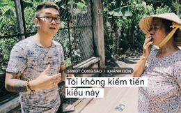 Ca sĩ Khánh Đơn lên tiếng khi bị chỉ trích đến hiện trường vụ án thi thể bị đổ bê tông quay phim