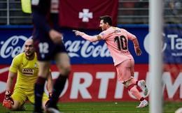 Messi 3 phút ghi 2 bàn, ấn định cột mốc 36 bàn trong ngày Barca kết thúc mùa giải