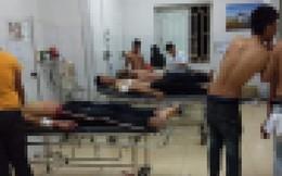 6 nam sinh ở Hòa Bình nhập viện sau cuộc hỗn chiến do ghen tuông tình ái