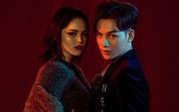 Ali Hoàng Dương và mẫu Tây diễn tình tứ trong MV mới