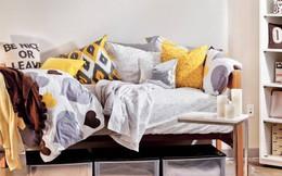 4 ý tưởng lưu trữ tối đa cho phòng ngủ vừa đẹp vừa gọn gàng