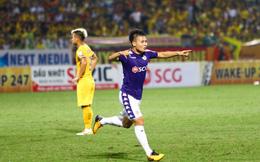 Vùi dập nhà vô địch Campuchia, Quang Hải vươn lên dẫn đầu BXH tại giải châu Á