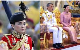 Chân dung người phụ nữ vừa được vua Thái Lan phong làm Hoàng hậu, tuyên bố kết hôn lần thứ 4