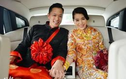 Tan chảy với những hình ảnh hạnh phúc của Hồ Hạnh Nhi bên chồng doanh nhân: Yêu dài, yêu lâu chẳng bằng yêu đúng người