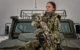 [Ảnh] Những nữ sĩ quan duyên dáng, xinh đẹp trong lực lượng cảnh sát Nga