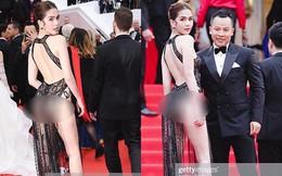 Ngọc Trinh lên tiếng khi bị chỉ trích phản cảm trên thảm đỏ Cannes: 'Tôi là nữ hoàng nội y, mặc vậy là bình thường'