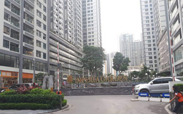 Công an xác minh thông tin người nước ngoài sàm sỡ cư dân trong thang máy chung cư ở Hà Nội