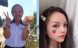 """Màn """"lột xác"""" ngoạn mục sau 5 tháng của cô gái 20 tuổi: Giảm 20kg biến thành hot girl"""