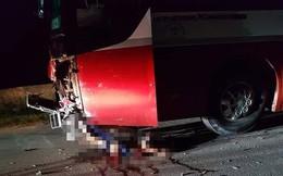Yên Bái: Lái xe máy đâm vào ô tô khách, 2 thiếu niên 14 tuổi tử vong tại chỗ