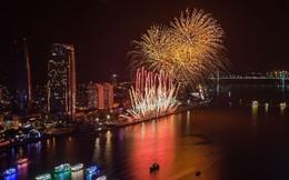 8 quốc gia tham dự lễ hội pháo hoa 2019 tại Đà Nẵng