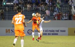 Đánh bại HAGL, HLV Đà Nẵng báo tin khá buồn về Đức Chinh cho tướng Park