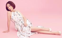 """""""Hoa hậu hài"""" Thu Trang lột xác với hình tượng dịu dàng, nữ tính"""