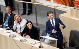 Thủ tướng Áo trẻ nhất lịch sử bị lật đổ sau 17 tháng