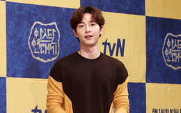 Song Joong Ki cuối cùng cũng lên tiếng về tin đồn ly hôn