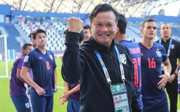 Cay cú ăn thua, HLV tuyển Thái đưa ra nhận xét đáng ngại về 23 cầu thủ Việt Nam