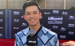 """Trọng Hiếu mặc hàng hiệu, xuất hiện trên thảm đỏ """"Billboard Music Awards 2019"""""""
