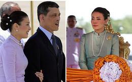 Điều ít biết về 3 cuộc hôn nhân với 7 người con có số phận hoàn toàn khác biệt nhau của Quốc vương Thái Lan, kẻ lên mây người không được thừa nhận