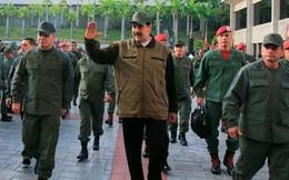 """TT Maduro chứng minh quân đội Venezuela """"trung thành tuyệt đối"""" sau tuyên bố dẹp tan đảo chính"""