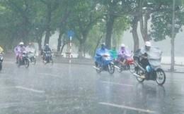 Thời tiết ngày và đêm 3/5: Hà Nội có mưa rào và dông