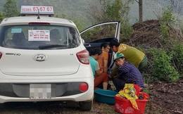 Người phụ nữ chuyển dạ trên xe taxi, nam tài xế bỗng thành người đỡ đẻ