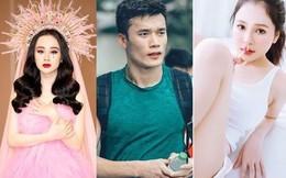 Bảo Anh, Angela Phương Trinh và những hot girl bị nghi yêu Bùi Tiến Dũng