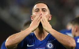 Đưa Chelsea lên ngôi vô địch, Hazard nói lời chia tay Stamford Bridge