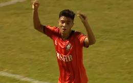 Ghi bàn thắng quan trọng, Hà Đức Chinh giúp Đà Nẵng gây sốc trước đội đầu bảng V.League