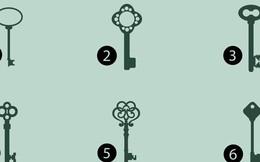 Hãy để tiềm thức lựa chọn chìa khóa bạn thích nhất, đáp án sẽ mở ra bí mật bất ngờ về bạn