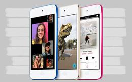 Apple ra mắt iPod mới sau 4 năm tạm dừng