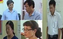 5 cán bộ công an có con em nâng điểm ở Sơn La đều khai không có thỏa thuận lợi ích vật chất