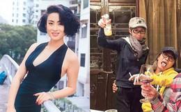 Mỹ nhân tuyệt sắc phim Châu Tinh Trì: Thời trẻ chuyên cặp đại gia, U60 hẹn hò bạn trai kém 10 tuổi