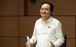 Bộ trưởng Phùng Xuân Nhạ xin nhận trách nhiệm về vụ gian lận điểm thi THPT Quốc gia 2018