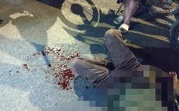 Hà Nội: Tài xế lái xe 7 chỗ bỏ chạy khỏi hiện trường sau khi va chạm với người đi xe máy