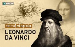 """4 """"kho báu"""" khổng lồ của Leonardo Da Vinci: 500 năm sau ngày ông mất, hậu thế luôn cảm tạ"""