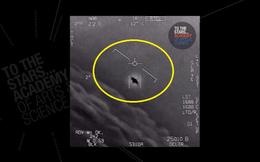 Cuộc đụng độ kỳ dị trên không của tiêm kích Mỹ và UFO: Lầu Năm Góc chi triệu đô giải mã