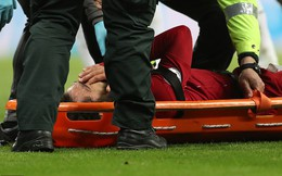 Salah và nỗi ám ảnh chấn thương trong nước mắt