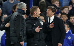 Mourinho sắp tái chiến với Antonio Conte ở Serie A?