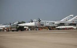 Chiến sự Syria: Căn cứ Hmeimim của Nga tiếp tục bị khủng bố tấn công
