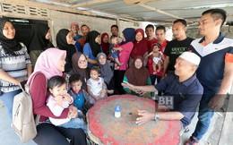 Khoe lấy được 19 người vợ, có 46 đứa con và 200 cháu, cụ ông ngoài 70 tuổi bị chỉ trích dữ dội