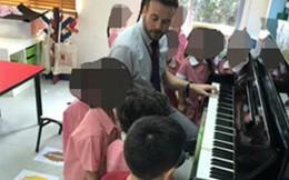 Bộ mặt thật của thầy giáo âm nhạc đầy vẻ đạo mạo và bản án thích đáng cho gã đàn ông đồi bại