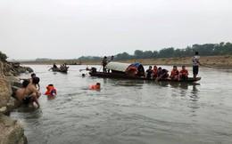 Đau lòng 4 học sinh chết đuối khi rủ nhau tắm sông ở Thanh Hóa