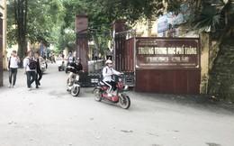 Sở GD&ĐT Phú Thọ: Gia đình khẳng định không có chuyện nam sinh làm 4 bạn nữ mang bầu
